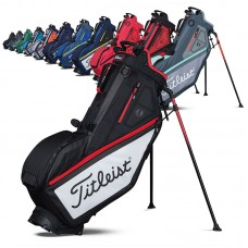 Titleist Players 4 STADRY Stand Bag TB8SX3-016(bk/wh/rd) close out sale